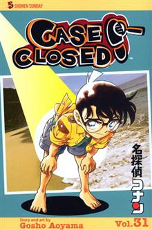 CASE CLOSED GN VOL 31