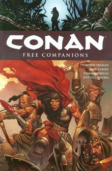CONAN HC VOL 09 FREE COMPANIONS