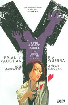 Y THE LAST MAN DELUXE EDITION HC VOL 04 (MR)