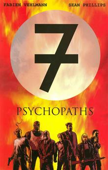 7 PSYCHOPATHS TP