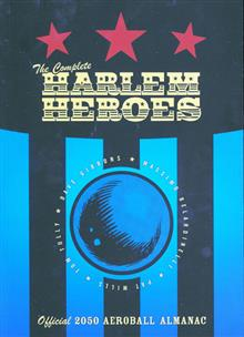 COMPLETE HARLEM HEROES TP