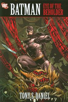 BATMAN EYE OF THE BEHOLDER HC