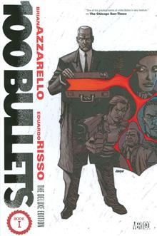 100 BULLETS HC BOOK 01 (MR)