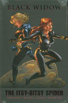 BLACK WIDOW PREM HC ITSY-BITSY SPIDER