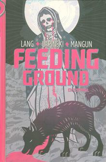 FEEDING GROUND EN ESPANOL HC (MR)