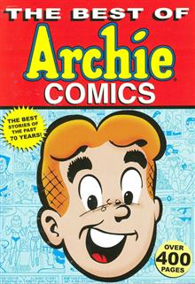 BEST OF ARCHIE COMICS TP
