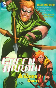GREEN ARROW ARCHERS QUEST TP NEW ED