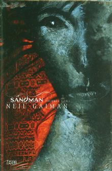 SANDMAN SLIPCASE SET (MR)