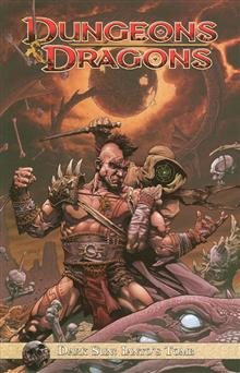 DUNGEONS & DRAGONS DARK SUN TP VOL 01