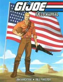 GI JOE FIELD MANUAL SC VOL 01
