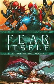 FEAR ITSELF TP