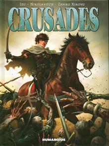 CRUSADES HC (MR) (C: 1-1-2)