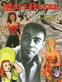 MATT BAKER ART OF GLAMOUR HC