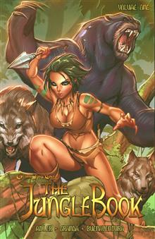 GFT PRESENTS JUNGLE BOOK TP (MR) (C: 0-1-2)