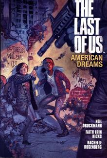 LAST OF US TP AMERICAN DREAMS