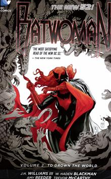 BATWOMAN TP VOL 02 TO DROWN THE WORLD (N52)