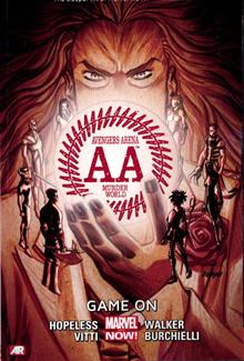 AVENGERS ARENA TP VOL 02 GAME ON NOW