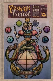 ALAN MOORE FASHION BEAST HC (MR)