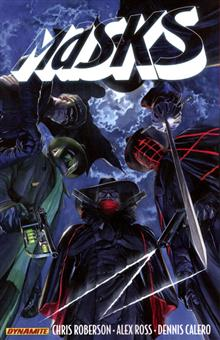 MASKS TP VOL 01