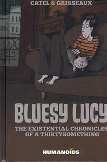 BLUESY LUCY EXISTENTIAL CHRONICLES HC (MR)