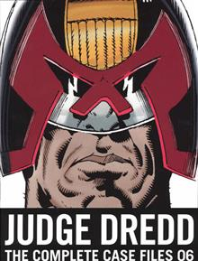 JUDGE DREDD COMP CASE FILES TP (S&S ED) VOL 06