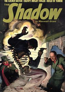 SHADOW DOUBLE NOVEL VOL 75