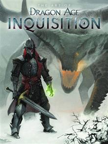 ART OF DRAGON AGE INQUISITION HC