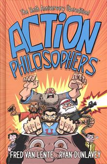 ACTION PHILOSOPHERS HC (C: 0-1-2)
