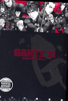 GANTZ TP VOL 33 (MR)