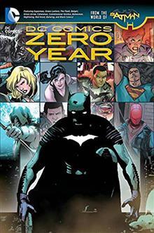 DC COMICS ZERO YEAR HC (N52)