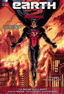 EARTH 2 HC VOL 04 THE DARK AGE (N52)