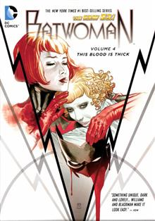 BATWOMAN TP VOL 04 THIS BLOOD IS THICK (N52)