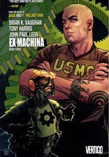 EX MACHINA TP BOOK 03 (MR)