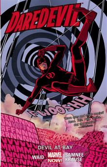 DAREDEVIL TP VOL 01 DEVIL AT BAY