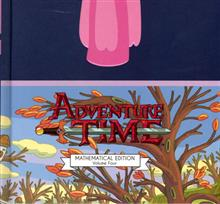 ADVENTURE TIME MATHEMATICAL ED HC VOL 04