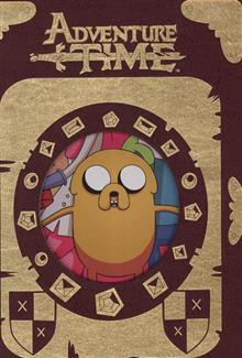 ADVENTURE TIME ENCHIRIDION ED HC VOL 02