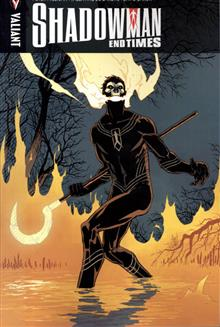 SHADOWMAN END TIMES TP