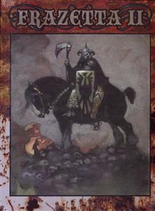 FRAZETTA SKETCHBOOK II DLX SLIPCASED ED