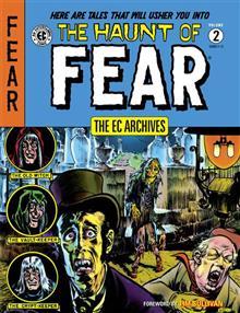 EC ARCHIVES HAUNT OF FEAR HC VOL 02