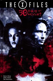 X-FILES & 30 DAYS OF NIGHT HC