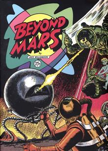BEYOND MARS HC