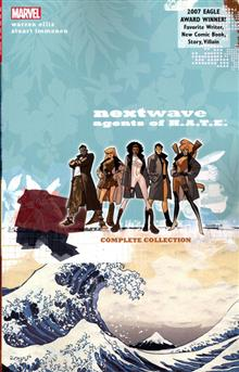 NEXTWAVE AGENTS OF HATE COMPLETE COLLECTION TP NEW PTG