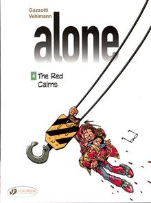 ALONE GN VOL 04 RED CAIRNS