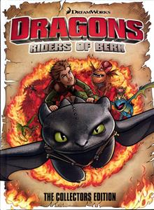 DRAGONS RIDERS OF BERK COLLECTION HC VOL 01