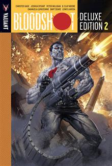 BLOODSHOT DLX ED HC VOL 02