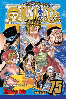 ONE PIECE GN VOL 75