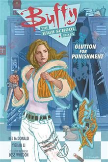 BUFFY HIGH SCHOOL YEARS GLUTTON PUNISHMENT TP