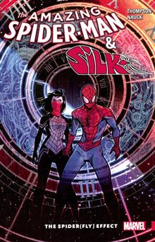 AMAZING SPIDER-MAN AND SILK TP SPIDERFLY EFFECT