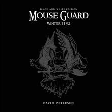 MOUSE GUARD WINTER 1152 HC B&W LTD ED
