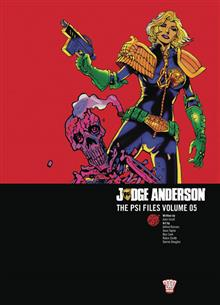 JUDGE ANDERSON PSI FILES TP VOL 05 (MR)